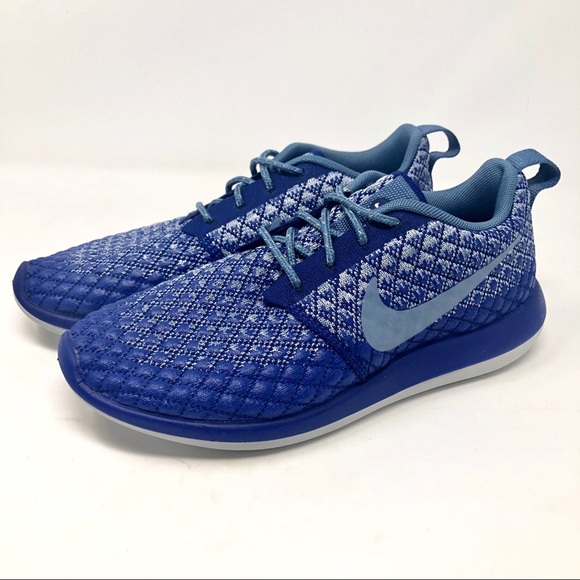 super popular 83614 dc4ce Nike Roshe Two Flyknit 365 Running Shoe 861706 400